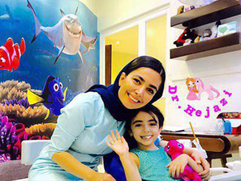 دکتر حجازی دندانپزشک اطفال کرج