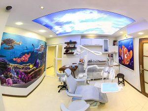 دندانپزشکی کودکان کرج