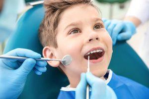 دندان درد کودک