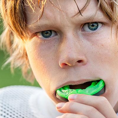 1 1 - انواع محافظ دهانی کودکان (نایت گارد)