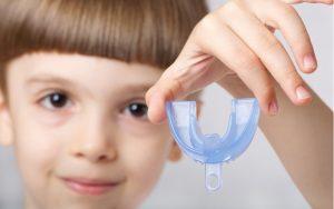 محافظ دهانی کودکان