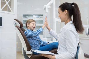 ترس کودک از دندانپزشک