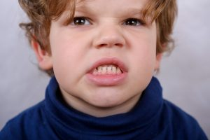 اختلالات بایت در کودکان
