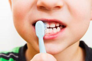 مراقبت از دندان کودکان پس از تولد