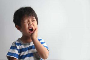 مشکلات اورژانسی دندانپزشکی کودکان