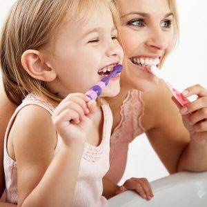 سوالات متداول دندانپزشکی کودکان