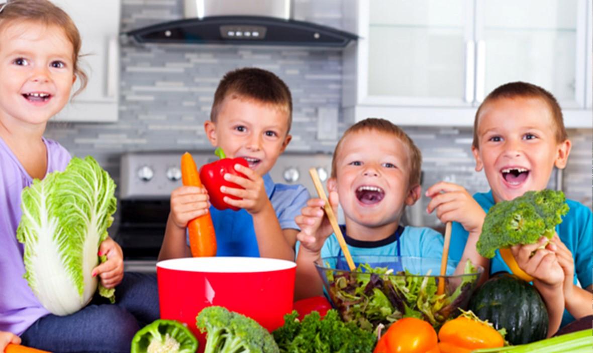 تغذیه و سلامت دندان کودکان