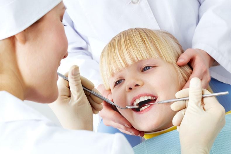 جرمگیری دندان کودکان